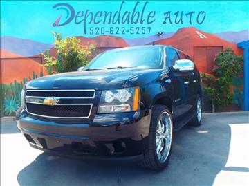 2008 Chevrolet Tahoe for sale in Tucson, AZ