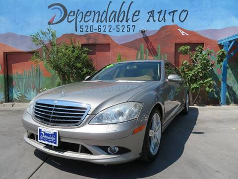 2008 Mercedes-Benz S-Class for sale in Tucson, AZ