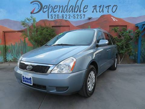 2012 Kia Sedona for sale in Tucson, AZ