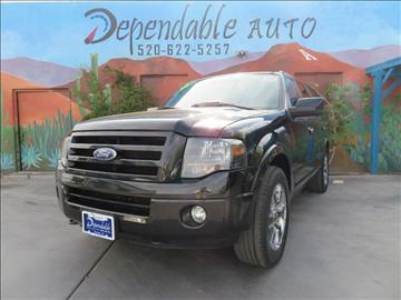 2010 Ford Expedition for sale in Tucson, AZ