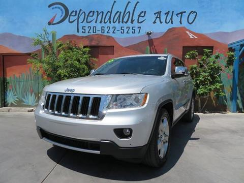2011 Jeep Grand Cherokee for sale in Tucson, AZ