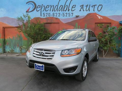 2010 Hyundai Santa Fe for sale in Tucson, AZ