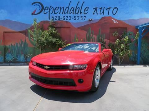 2015 Chevrolet Camaro for sale in Tucson, AZ