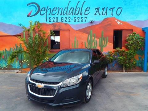2015 Chevrolet Malibu for sale in Tucson, AZ