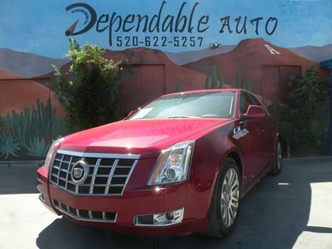 2012 Cadillac CTS for sale in Tucson, AZ