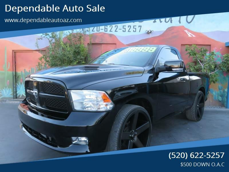 Dependable Auto Sale Car Dealer In Tucson Az