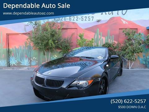 2007 BMW M6 for sale in Tucson, AZ
