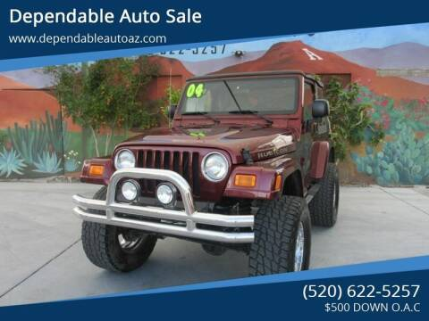2004 Jeep Wrangler for sale in Tucson, AZ