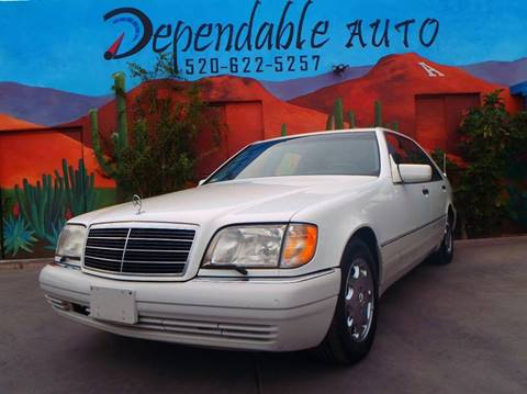 1996 Mercedes-Benz S-Class for sale in Tucson, AZ