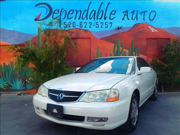 2003 Acura TL for sale in Tucson, AZ