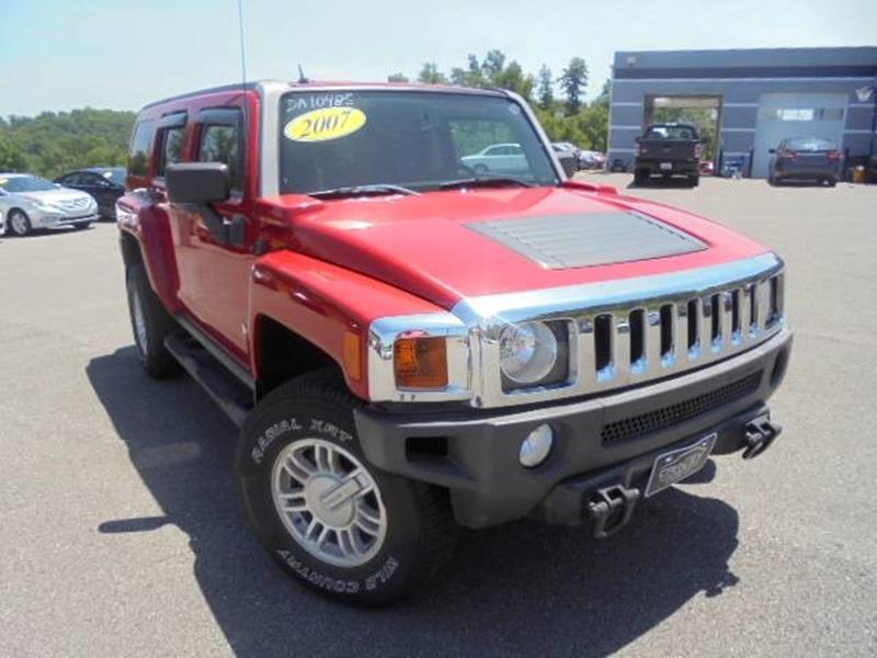 2007 HUMMER H3 for sale at Premier Auto Sales in Paintsville KY