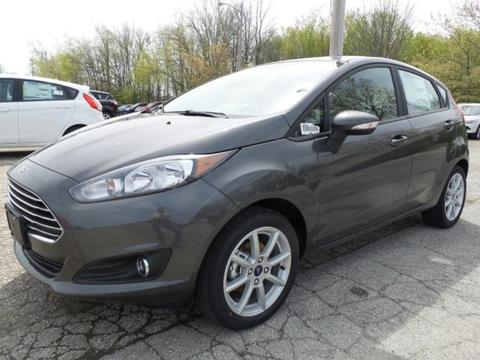 2017 Ford Fiesta for sale in Franklin WI