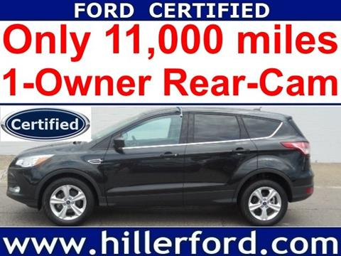 2015 Ford Escape for sale in Franklin WI