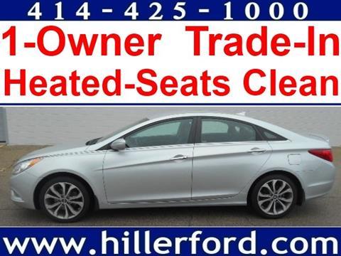2013 Hyundai Sonata for sale in Franklin WI