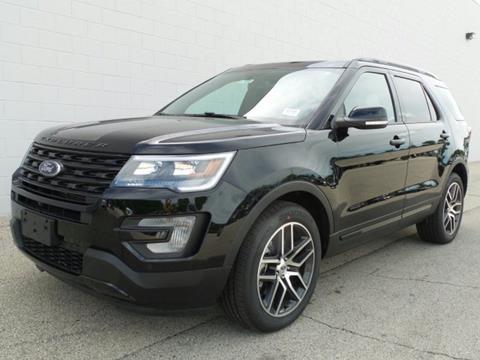 2017 Ford Explorer for sale in Franklin WI