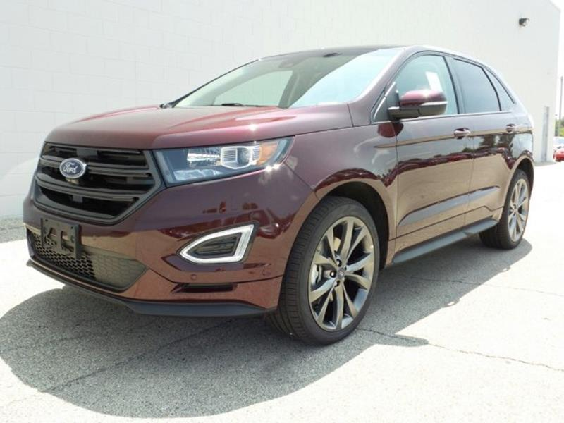 2017 Ford Edge AWD Sport 4dr Crossover - Franklin WI
