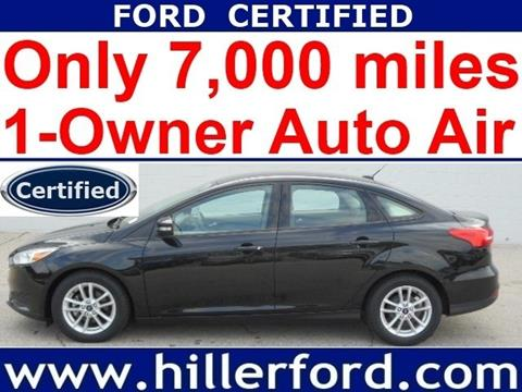 2015 Ford Focus for sale in Franklin WI