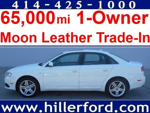 2008 Audi A4 for sale in Franklin WI