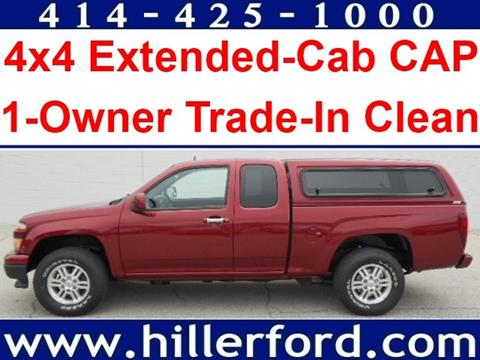2011 Chevrolet Colorado for sale in Franklin, WI