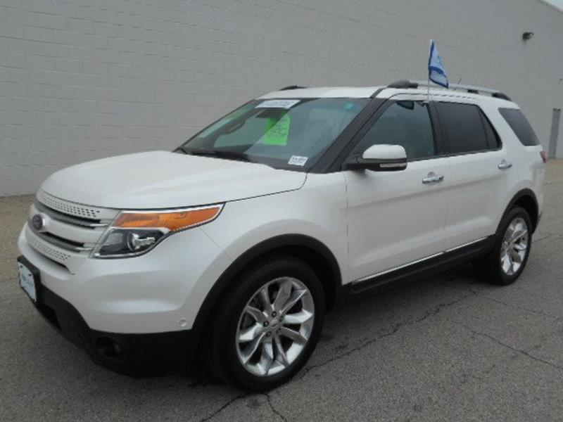 2015 Ford Explorer AWD Limited 4dr SUV - Franklin WI