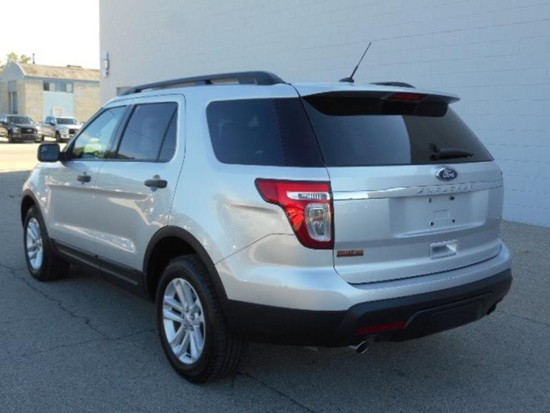 2015 Ford Explorer AWD 4dr SUV - Franklin WI