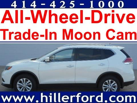 2014 Nissan Rogue for sale in Franklin WI