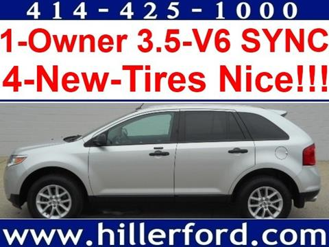 2013 Ford Edge for sale in Franklin WI