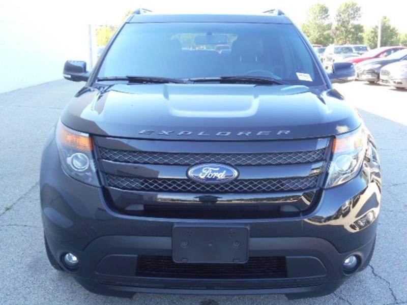 2015 Ford Explorer AWD Sport 4dr SUV - Franklin WI