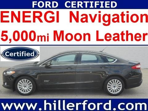 2015 Ford Fusion Energi for sale in Franklin, WI