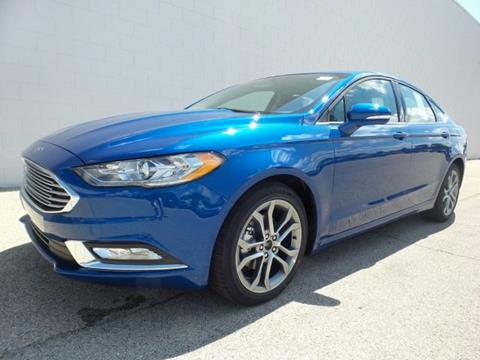 2017 Ford Fusion for sale in Franklin WI