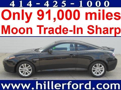 2008 Hyundai Tiburon for sale in Franklin WI