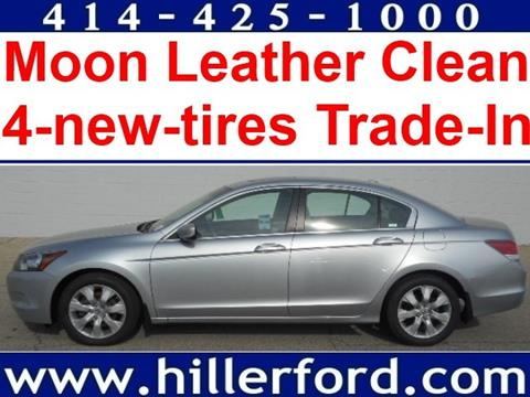2008 Honda Accord for sale in Franklin WI