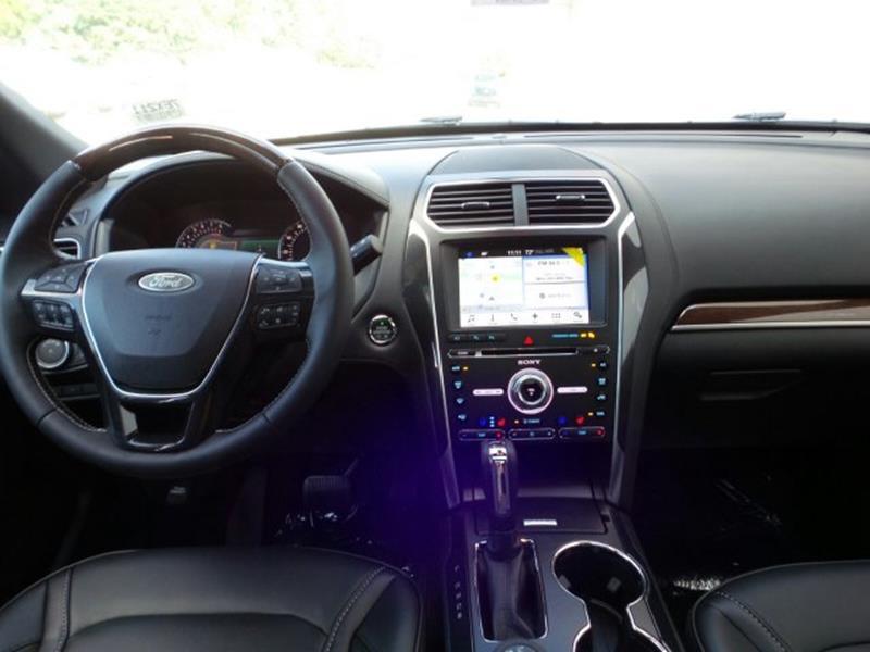 2017 Ford Explorer AWD Platinum 4dr SUV - Franklin WI