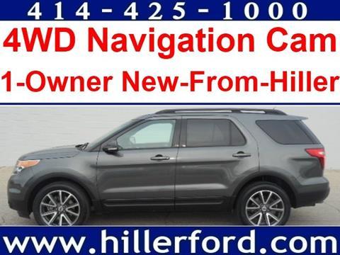 2015 Ford Explorer for sale in Franklin WI
