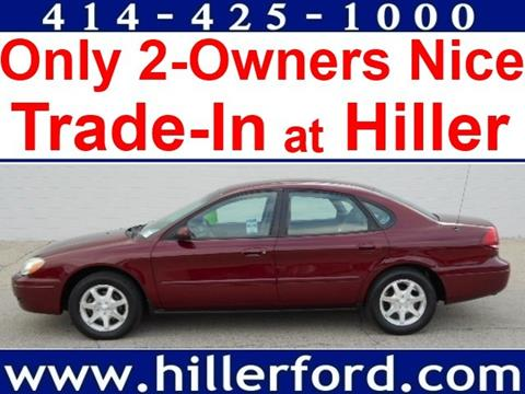 2007 Ford Taurus for sale in Franklin WI