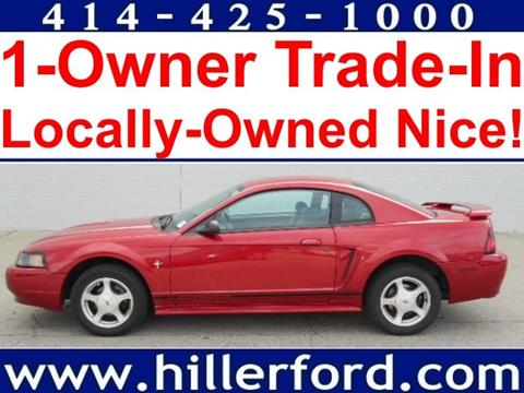 2001 Ford Mustang for sale in Franklin WI