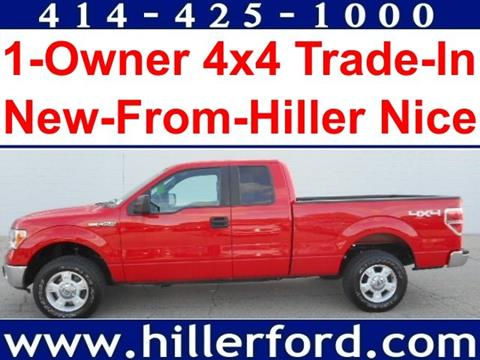 2012 Ford F-150 for sale in Franklin WI