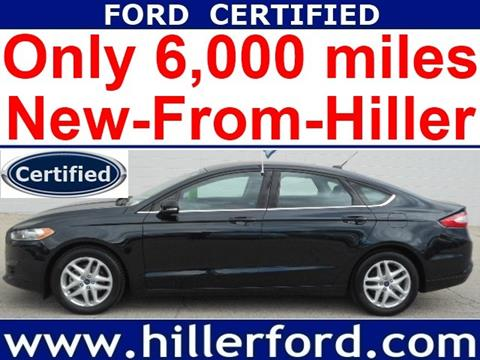 2014 Ford Fusion for sale in Franklin, WI