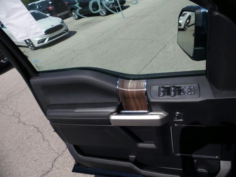 2017 Ford F-150 4x4 Lariat 4dr SuperCrew 5.5 ft. SB - Franklin WI