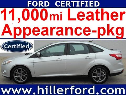 2014 Ford Focus for sale in Franklin WI