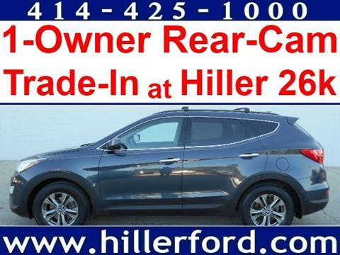 2015 Hyundai Santa Fe Sport for sale in Franklin WI