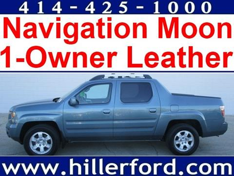 2008 Honda Ridgeline for sale in Franklin, WI
