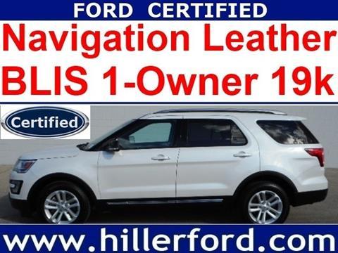 2016 Ford Explorer for sale in Franklin WI