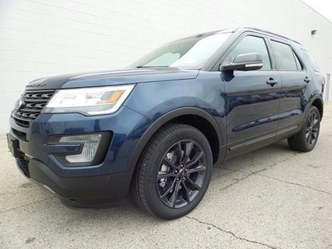 2017 Ford Explorer for sale in Franklin WI