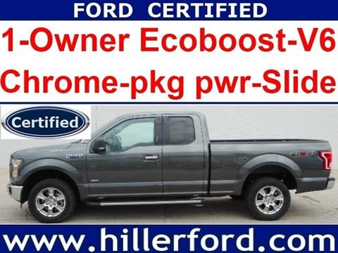 2016 Ford F-150 for sale in Franklin, WI