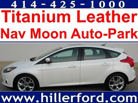 2012 Ford Focus for sale in Franklin WI