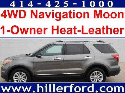 2011 Ford Explorer for sale in Franklin, WI