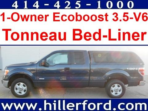 2013 Ford F-150 for sale in Franklin WI