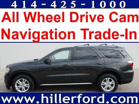 2011 Dodge Durango for sale in Franklin, WI