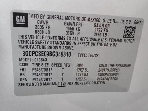 2011 Chevrolet Silverado 1500 for sale in Franklin, WI